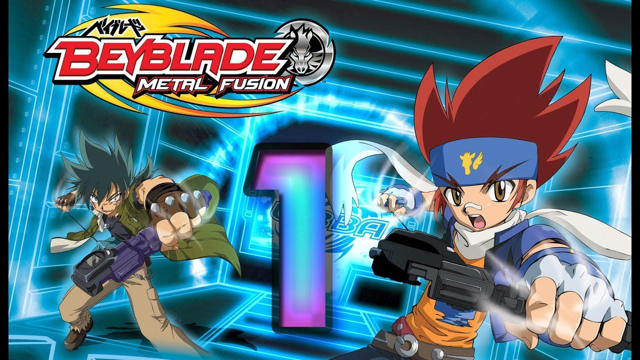 Beyblade: Metal Fusion - Battle Fortress (Wii) Walkthrough ...
