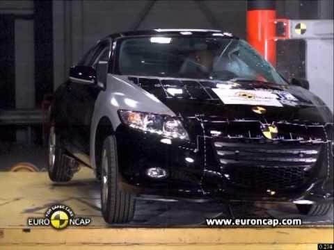 2011 Honda CR-Z CRASH TEST