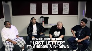 """BC - """"Last Letter"""" ft. B-Dawg & Shadow (music video)"""
