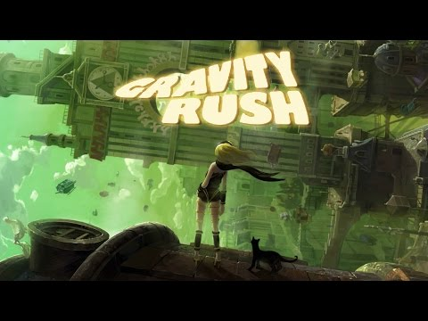 """The Best Anti-Gravity Game EVER""  Gravity Rush Remastered  PS4 Gameplay"