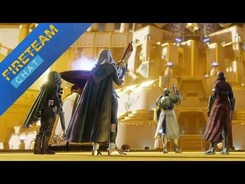 Destiny 2 Review and Leviathan Raid Impressions - IGN's Fireteam Chat Ep. 129