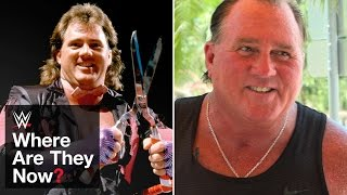 "Brutus ""The Barber"" Beefcake: Where Are They Now?"