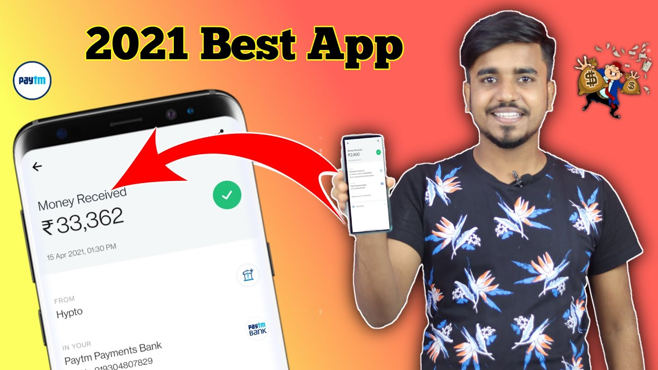 2021 Best Simple Earning App | Earn Daily ₹5,000 Free Cash Without Investment || CoinSwitch App | GT