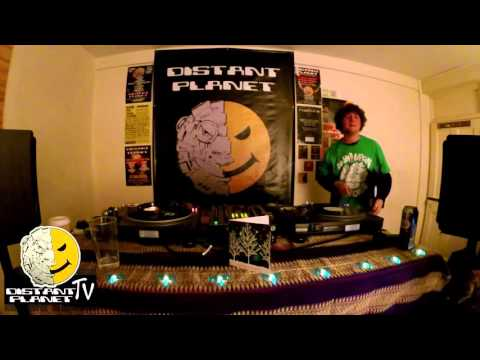 Handsome Jak B2B DJ Realer - Distant Planet TV - Broadcast #2 19th Dec 2015