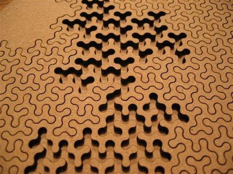 Fractal Jigsaw