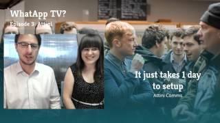 Attini Comms Review #WhatAppTV