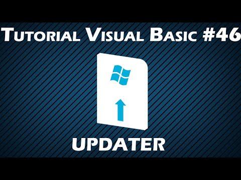 Tutorial Visual Basic #46 - Updater