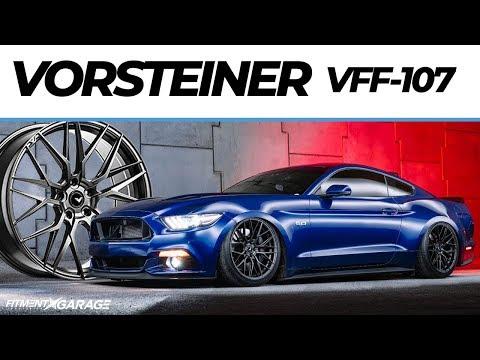 The Vorsteiner VFF107 | Wheel Review