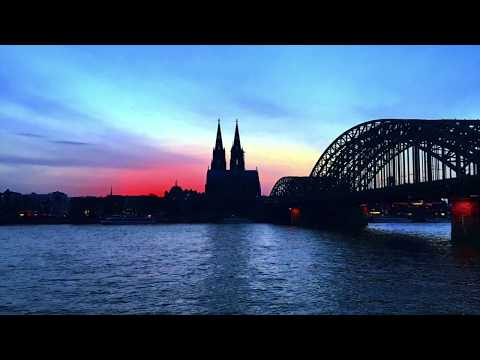 Visit  COLOGNE - KOLN Germany / Travel guide / Museum / Chocolate factory / Rhein