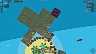 Построили Базу за картой в Raaaaft.io
