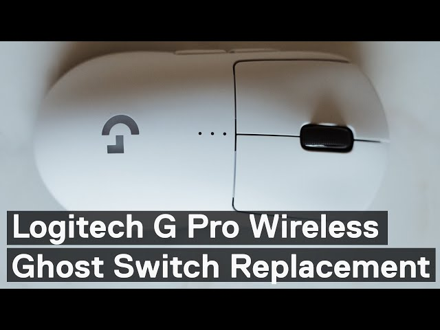 Fixing double clicking switches in a GPW Ghost! Full process, no cuts!