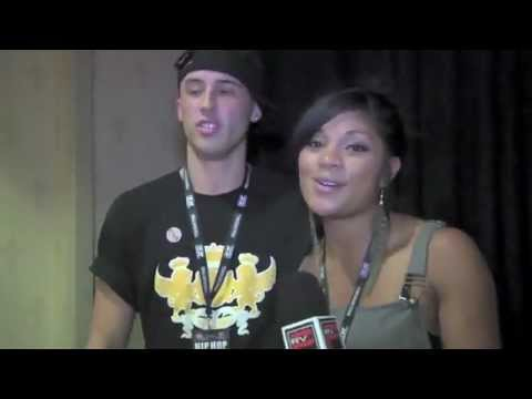 THE ROYAL FAMILY/ MISFITS MEMBER (LANCE) IS INTERVIEWED BY PACIFIC RIM - POST GOLD HHI 2011