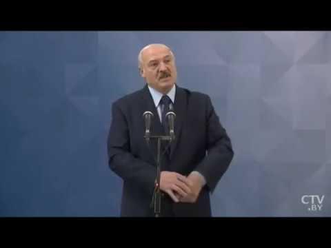 Лукашенко про КОРОНАВИРУС. Ситуация в Белоруссии. Интервью президента РБ.