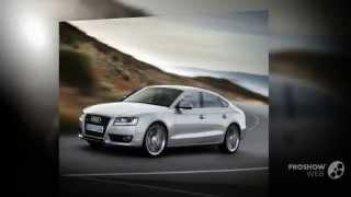 Audi Видео каталог разных автомобилей Ауди