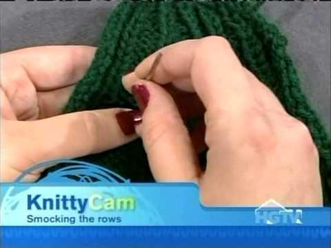 Knitty Gritty- Reindeer Games segment