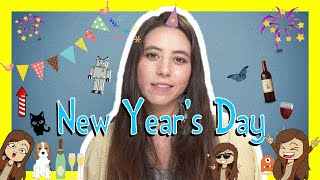 German Holiday Words with Alisa – New Years Day