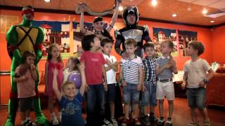 """День рождения мальчика, 6 лет!!! от фабрики детских праздников """" Седора """""""