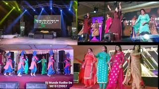 Top Pubjabi Dance Group Punjab | Top Dancer Bhangra | Dj Munde Rudke De | Best Bhangra Punjabi Song