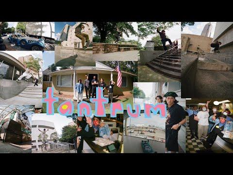 Tantrum Skateboards' Promo Video