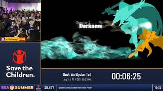 #ESASummer18 Speedruns - Dust: An Elysian Tail [Any%] by acridstingray3