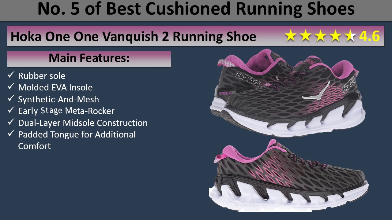 a797a2949 Best Cushioned Running Shoes 2017 - Most Cushioned Running Shoes ...