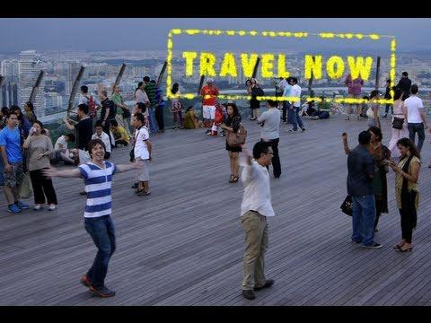 View đẹp nhất Singapore - Skypark Marina Bay Sands