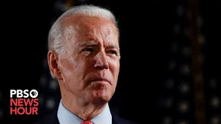 WATCH: Biden gives speech on U.S. economic recovery plan in Dunmore, Pennsylvania