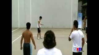 SkyBounce- 17 and Under Boys Double finals