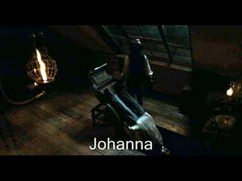 Sweeney Todd - Johanna (lyrics)