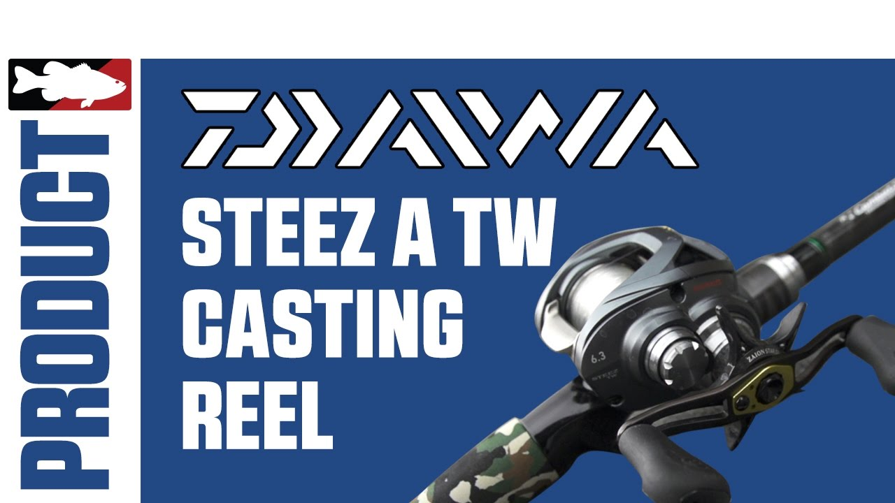Brett Hite Talks about the Daiwa Steez A TW Casting Reel