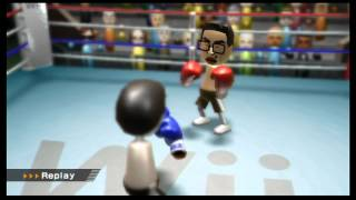 Game Video: Wii Sports Boxing Part 2