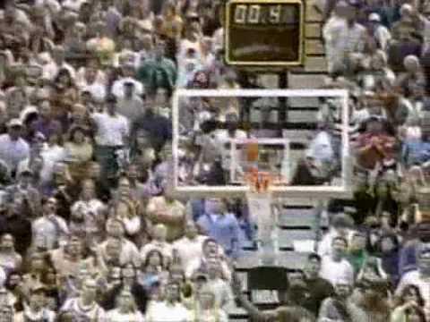 NBA on NBC - 1996 Playoffs, Jazz vs Sonics, game five intro