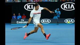 Roger Federer - Best Points Australian Open 2018 HD