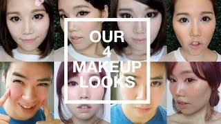 【BrenLui大佬B】人手鬥科技 4 Makeup Looks Thumbnail