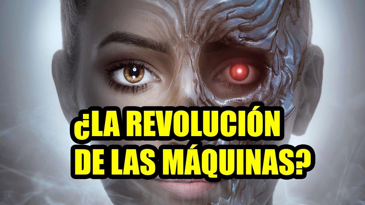 ¿La revolución de las máquinas?