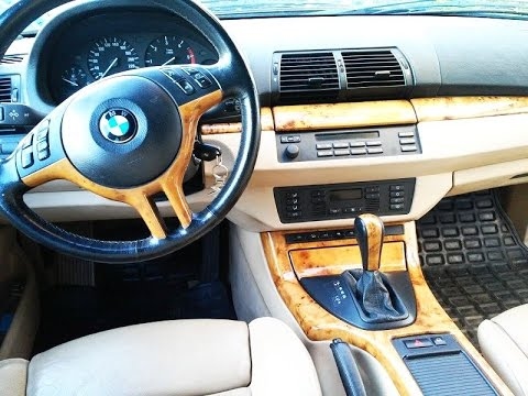 bmw x5 e53 3 0d 184km 39 02 wn trze i prezentacja autodal. Black Bedroom Furniture Sets. Home Design Ideas