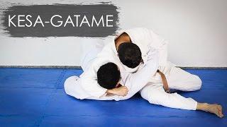 Como realizar o kesa-gatame