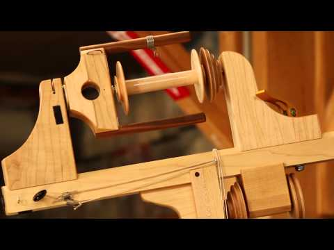 Revolution Spinning Wheel Troubleshooting & Maintenance