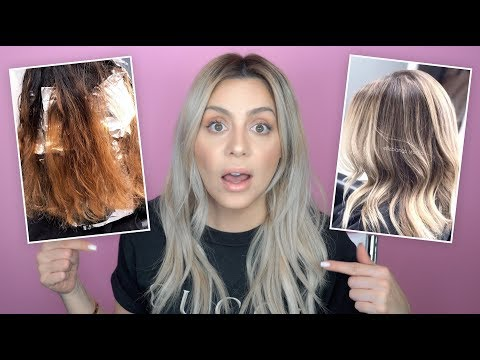 How to Remove Brass, Get Rich Brunette Tones and Cover Grey Hair
