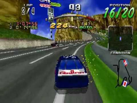Daytona USA Circuit Edition [Japan] Sega Saturn