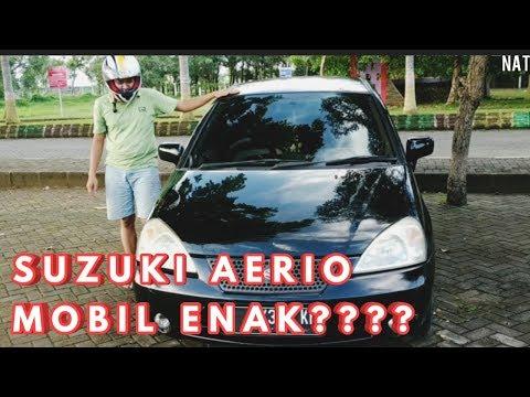 Review Mobil Suzuki Aerio Tipe Manual Tahun 2003 Indonesia