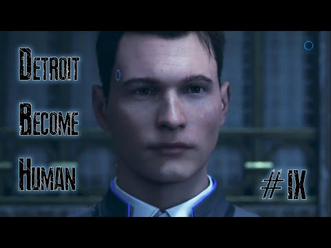 [Muvi] Detroit: Become Human | Рисковый парень | Серия 9