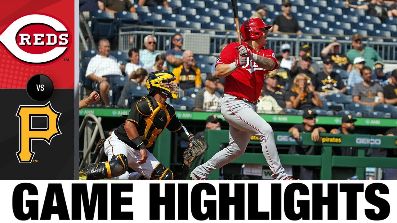 Download Reds vs. Pirates Game Highlights (9/16/21) | MLB Highlights
