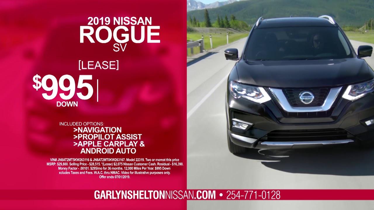 Garlyn Shelton Nissan >> Garlyn Shelton Nissan Ad 2 June 2019 Youtube