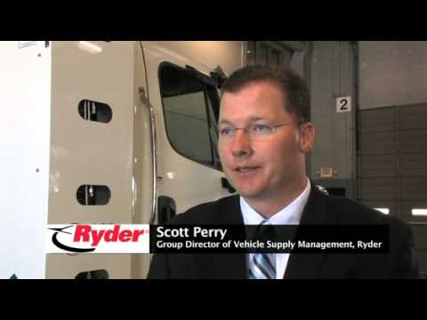 Ryder Launches Natural Gas Vehicle Project