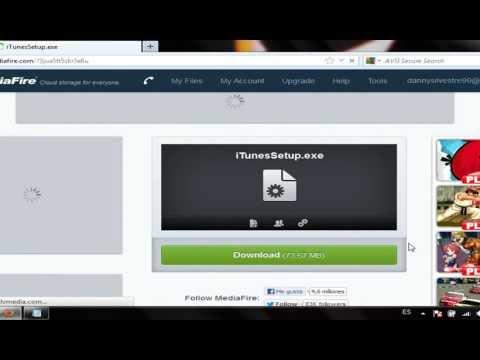 Como descargar itunes para tu IPOD gratis y facil
