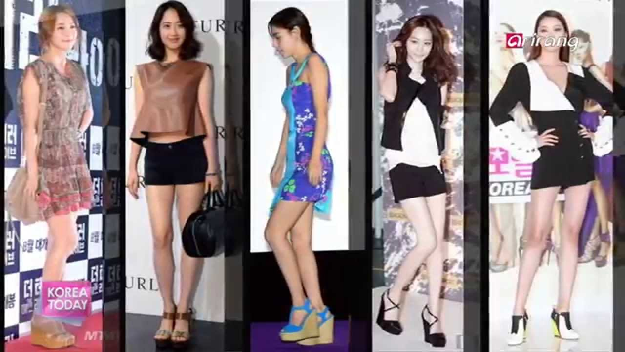 Korea Today 2014 S S Women S Fashion Shoes 2014년 여름 슈즈