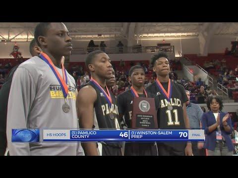Winston-Salem Prep claims 1A boys title over Pamlico County
