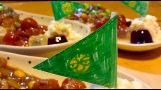 こどもの日。夕飯は残念お子様ランチ。 / Today's Children's Day in Japan. thumbnail