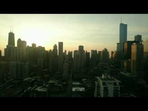 Chicago (W 303 Ohio Street) (Sunrise - Timelapse) (May 24th 2016)